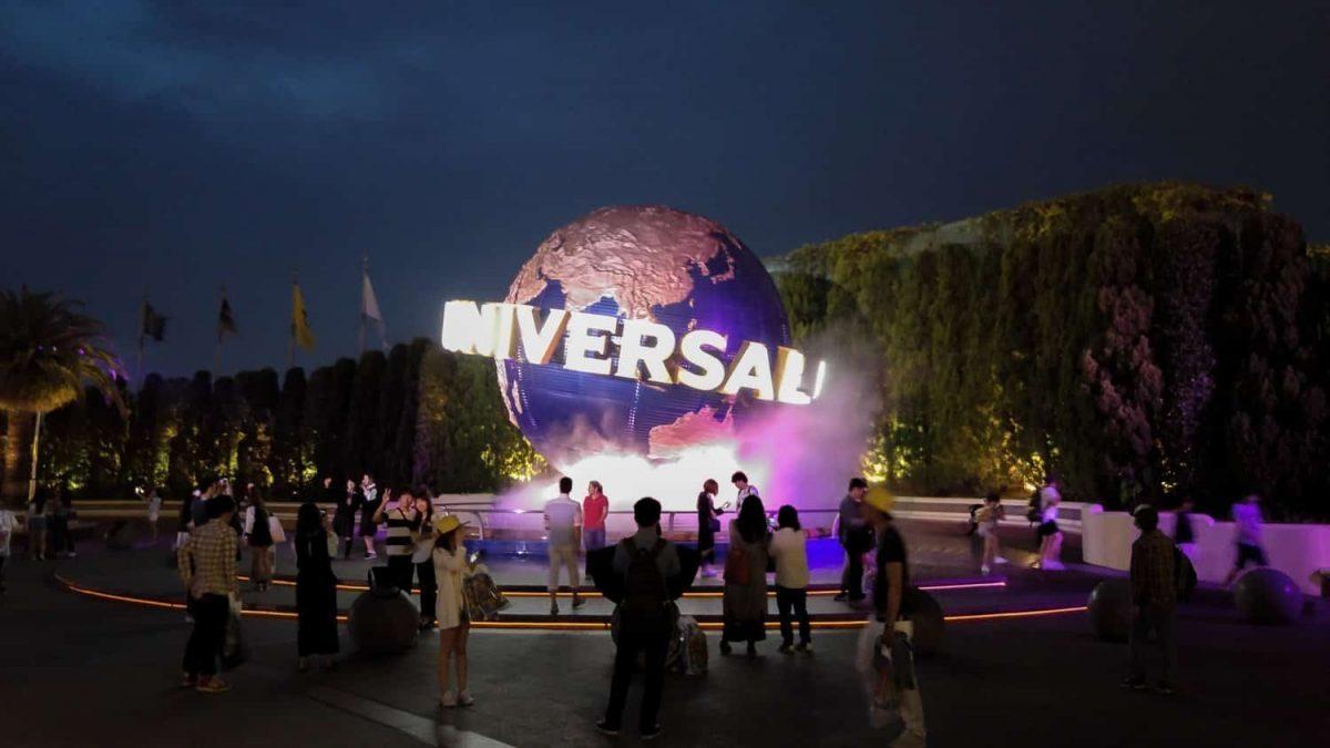Universal Studios Japan in Osaka