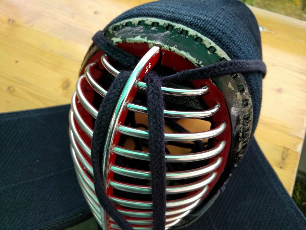 Kendo Men Budo