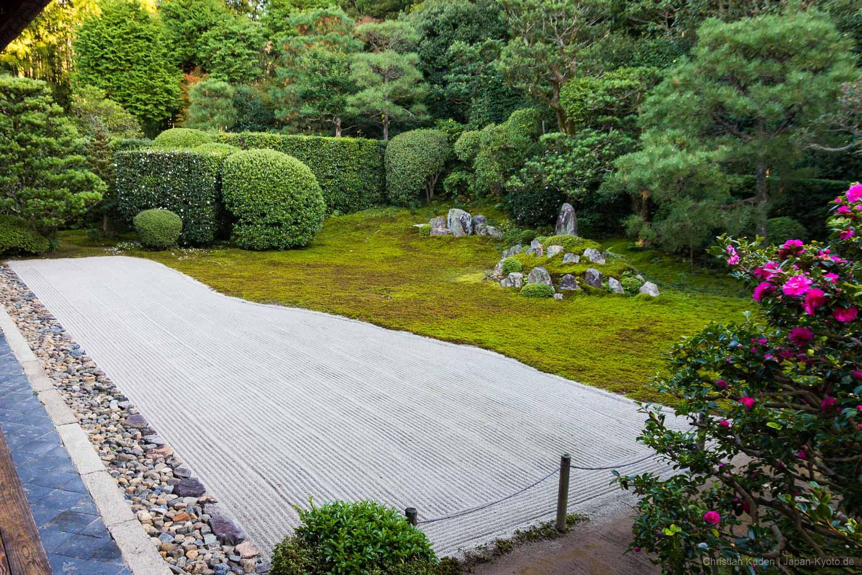 Japanische g rten typen und unterschiede japan kyoto - Moosgarten kyoto ...