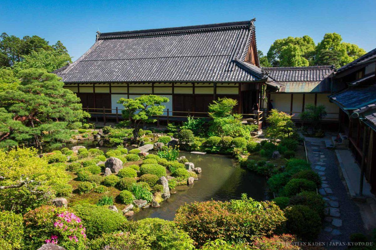 Tojiin temple, Kyoto / Japan, Kansai, Kioto, Kyoto, Tempel, Temple, Tojiin, お寺, 京都, 仏教, 仏閣, 日本, 等持院, 関西