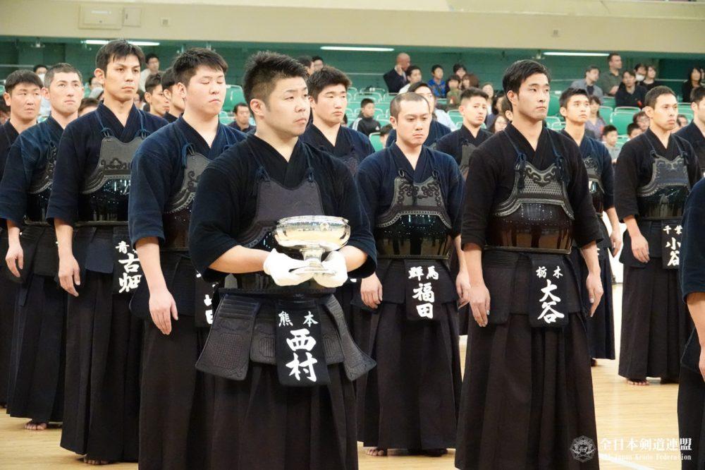 Nishimura Bushihi Kendo 2018 66. Alljapanische Einzelmeisterschaft