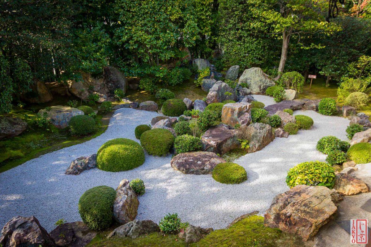 Berühmt Japanische Gärten - Typen und Unterschiede | Japan-Kyoto #RJ_74