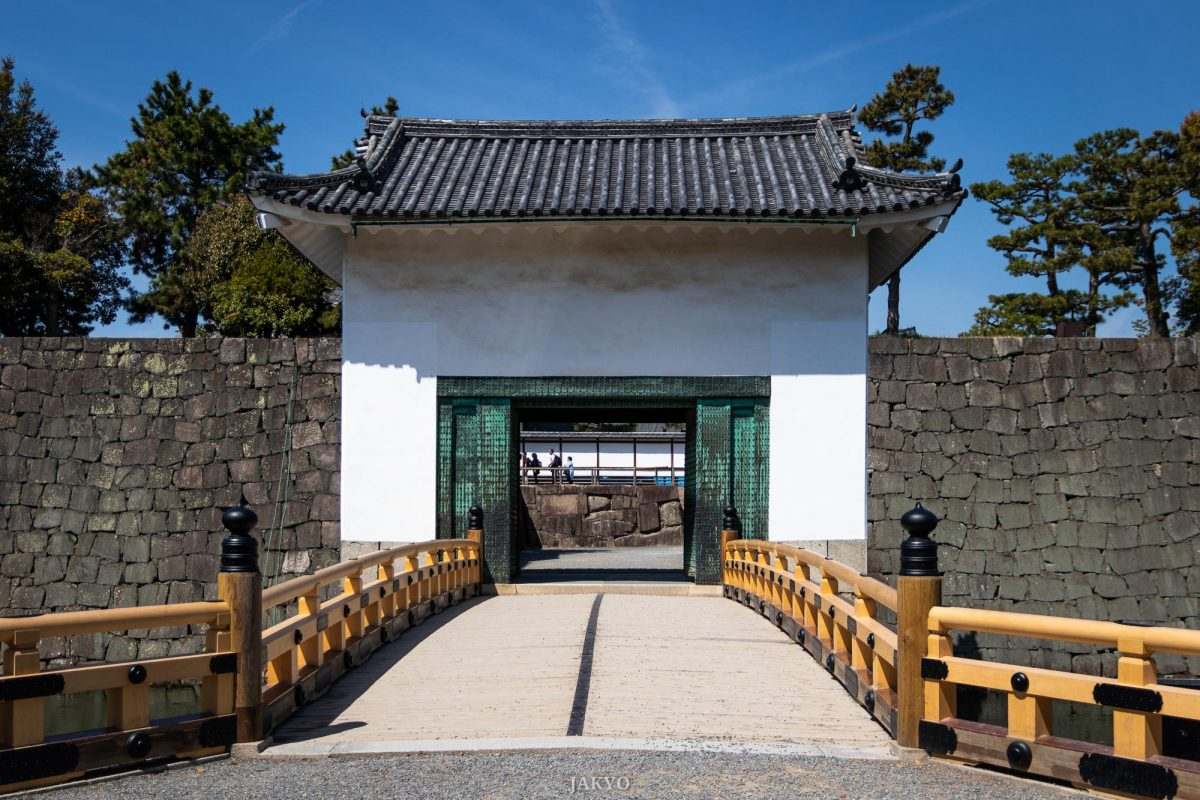 Nijojo castle, Kyoto / Burg, Castle, J2019, Japan, Kansai, Kioto, Kyoto, Nijojo, Oshiro, Schloss, Sehenswürdigkeiten, Sightseeing, landmark, place of interest, sight, 二条城, 京都, 名所, 城, 日本, 観光, 関西