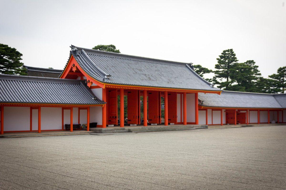 Kyoto Imperial Palace Gosho / Gosho, Gyoen, Imperial Palace, J2013, Japan, Kaiserlicher Palast, Kansai, Kioto, Kyoto, ぎょえん, ごしょ, 京都, 御所, 御苑, 日本, 関西
