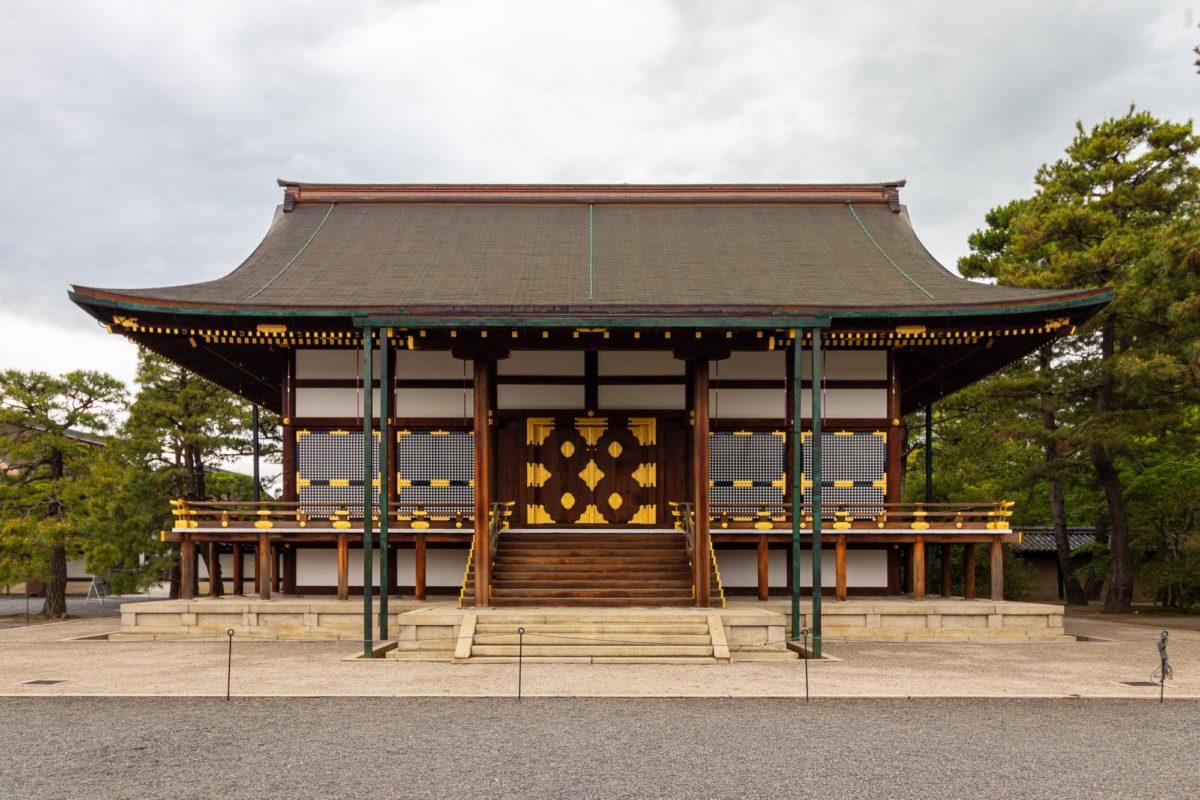 Imperial Palace Gosho, Kyoto / J2019, Japan, Kansai, Kioto, Kyoto, 京都, 日本, 関西
