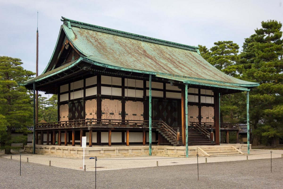 Kyoto Gosho imperial Palace / Gosho, Gyoen, Imperial Palace, J2013, Japan, Kaiserlicher Palast, Kansai, Kioto, Kyoto, Shunkoden, ぎょえん, ごしょ, しゅんこうでん, 京都, 御所, 御苑, 日本, 春興殿, 関西