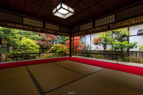 Daioin temple (Myoshinji), Kyoto / J2019, Japan, Kansai, Kioto, Kyoto, 京都, 日本, 関西