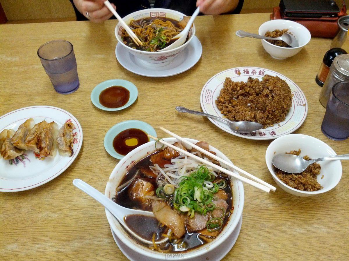 Geschäft, Restaurant, Shinpuku Saikan, Shop, しんぷくさいかん, 店, 店舗, 新福菜館