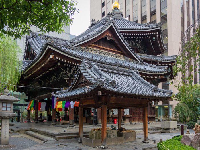 BeOfJap, Best of Japan, J2011-12, Japan, Kansai, Kioto, Kyoto, Rokkakudo, Tempel, Temple, お寺, 京都, 仏教, 仏閣, 六角堂, 日本, 日本一番, 関西