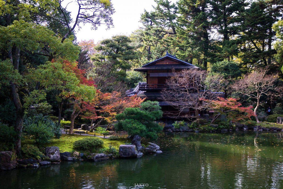 Chashitsu, Gyoen, J2015, Japan, Kansai, Kioto, Kyoto, Shusuitei, Tea, Tee, ぎょえん, 京都, 御苑, 拾翠亭, 日本, 茶, 茶室, 関西
