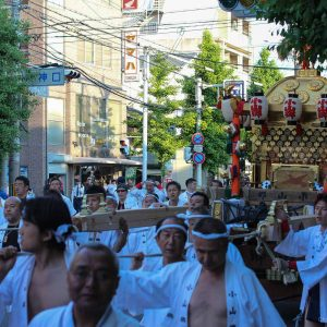 Goryo procession / Culture, Fest, Festival, Goryo Fest, Goryo Festival, Japan, Kamigoryo, Kamigoryo Schrein, Kamigoryo Shrine, Kansai, Kioto, Kultur, Kyoto, Procession, Prozession, Schrein, Shinto, Shintoism, Shrine, Umzug, しんとう, じんじゃ, 上御霊, 上御霊神社, 京都, 御霊祭, 文化, 日本, 神社, 神道, 祭, 行列, 関西