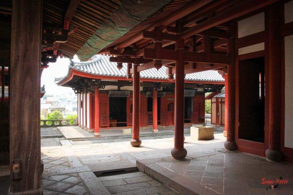 Kyushu, Nagasaki, Sofukuji Temple