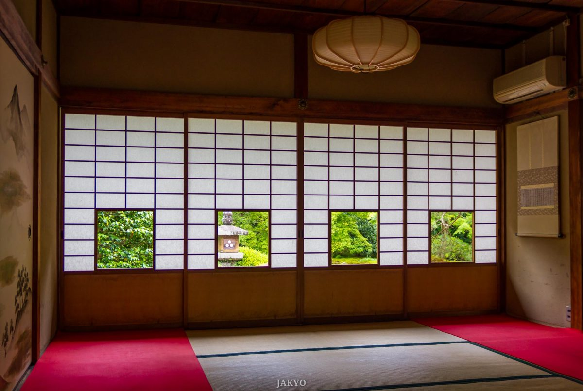 Unryuin, subtemple of Sennyuji, Kyoto / BeOfJap, Best of Japan, Culture, Fotografie, HDR, Japan, Kansai, Kioto, Kultur, Kyoto, Rote Wolldecke, Sennyuji, Tempel, Temple, Teppich, Unryuin, Unterlage, carpet, mat, red carpet, rug, お寺, 下敷, 京都, 仏教, 仏閣, 敷物, 文化, 日本, 日本一番, 毛氈, 泉涌寺, 緋毛氈, 関西, 雲龍院