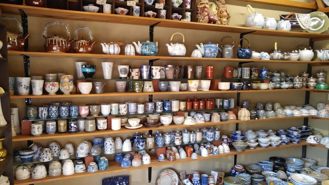 Keramikauswahl #1