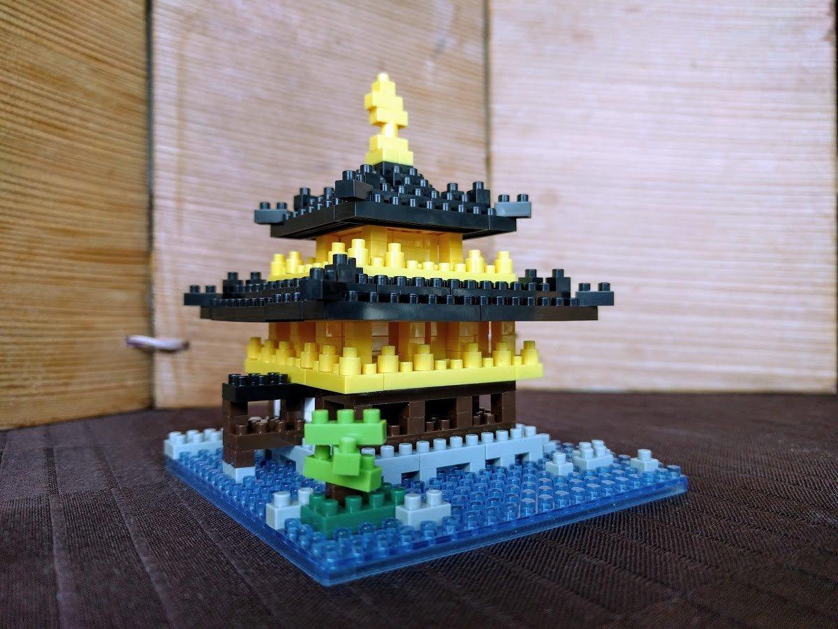 Geschenkidee Mit Japanbezug Nanoblock Von Kawada Jakyo